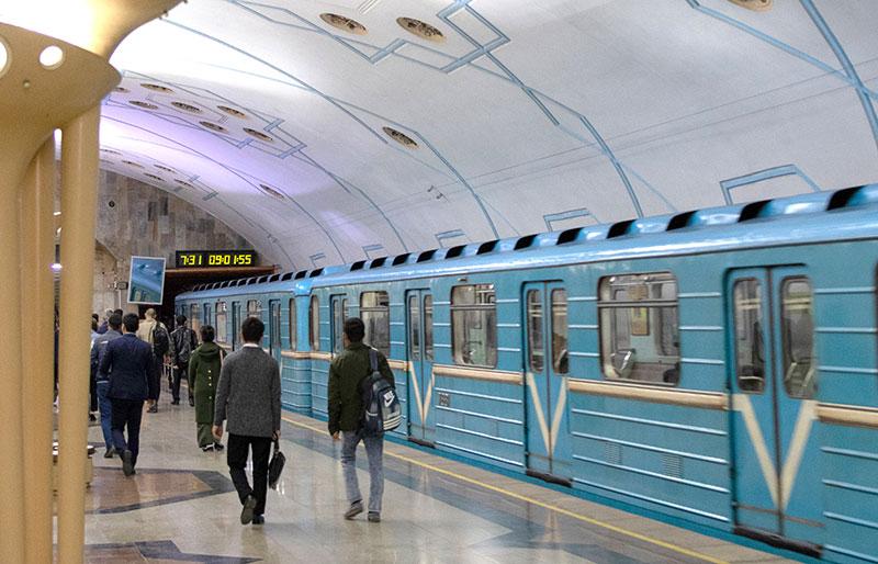 Taškent metro