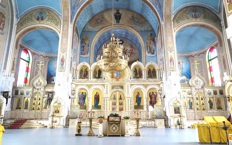 pokrovsky katedraali